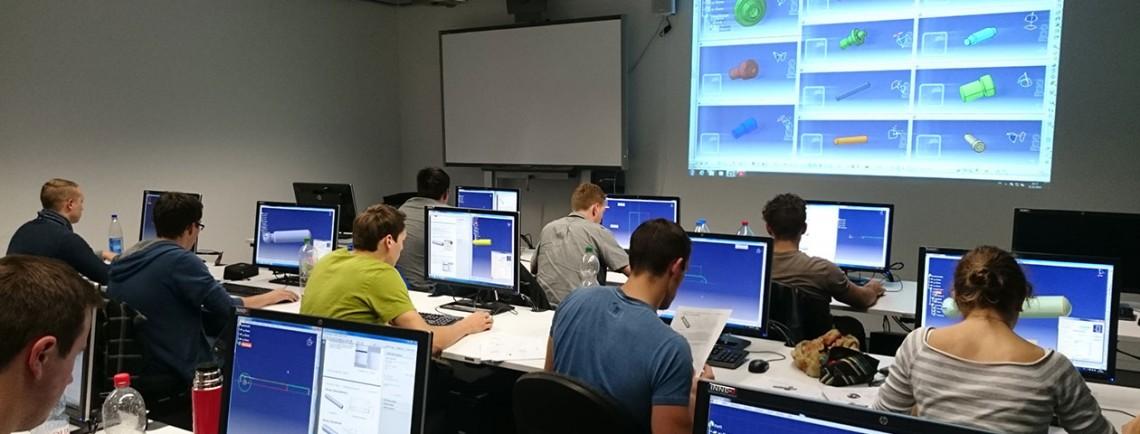 Ausbildung von Technik Trainern