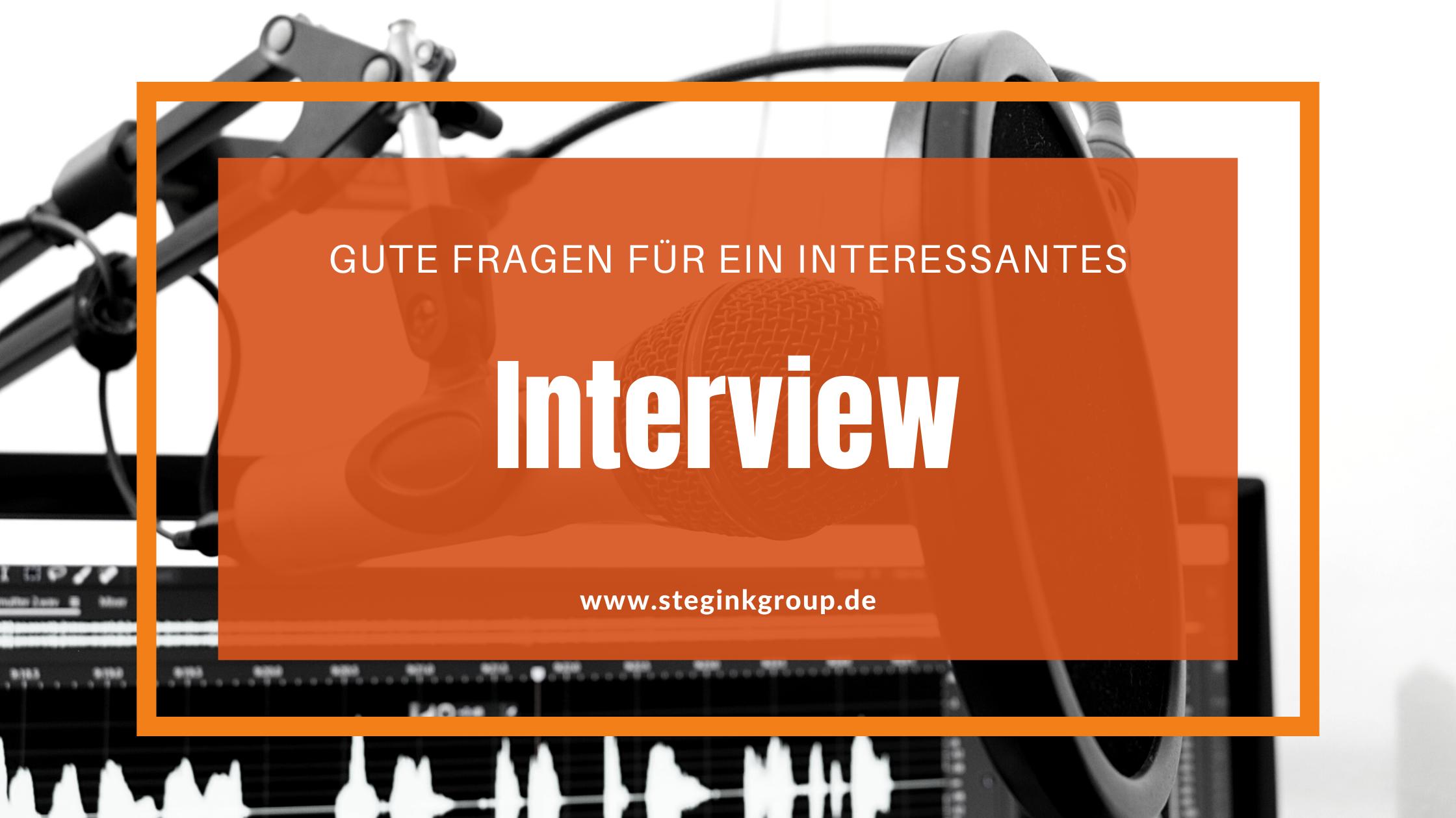 Interview professionell führen